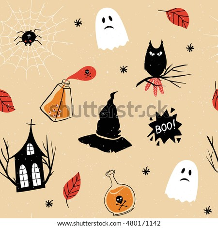 cute thematic halloween
