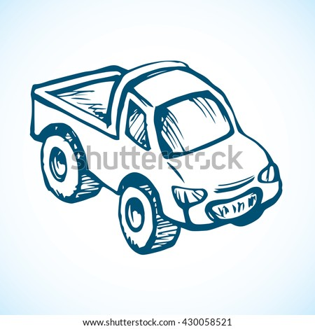 cute toy transfer sedan