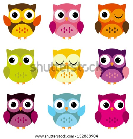 cute vector collection of