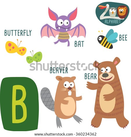 Zoo Animals Beginning With The Letter I