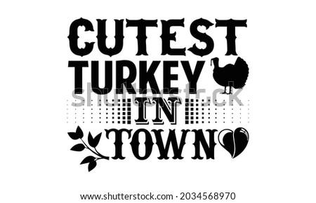 cutest turkey in town