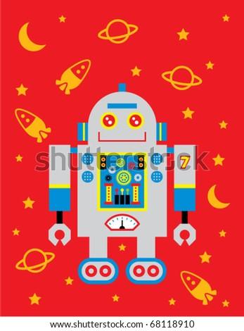 cutie robot doodle