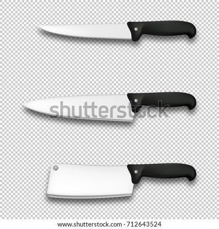cutlery icon set   vector