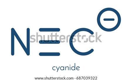 cyanide anion  chemical