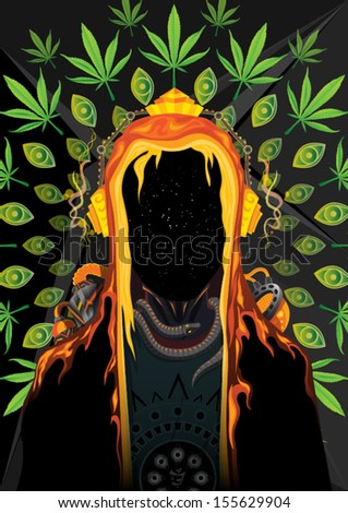 cyber shaman trance party dj