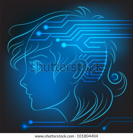 cyberpunk teen proflie