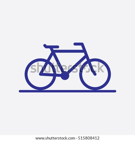 Cycle Icon Vector Design