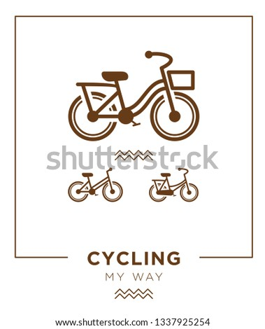 cycling my way