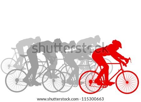 cyclist leader winner