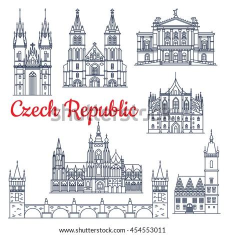 czech republic travel landmarks
