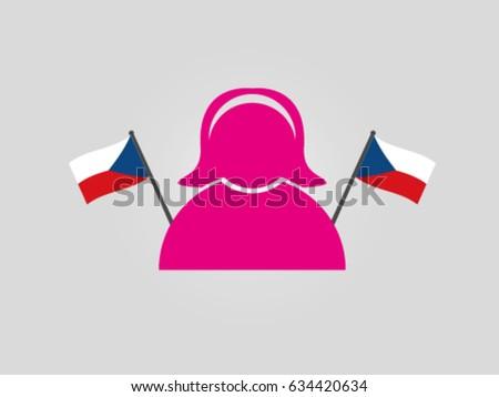 czech republic woman population