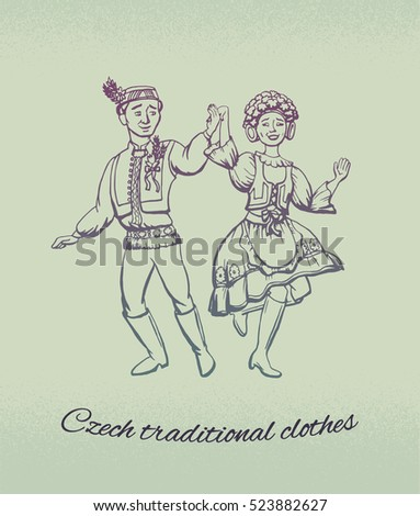 czech traditional clothes
