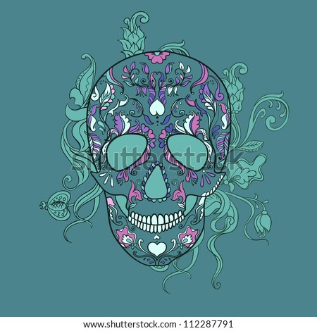 D�a de los Muertos. Day of the dead