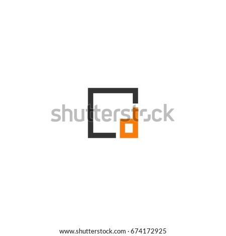 d square logo