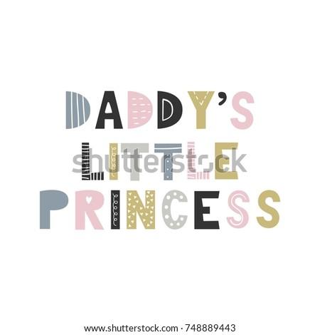 daddy's little princess   cute