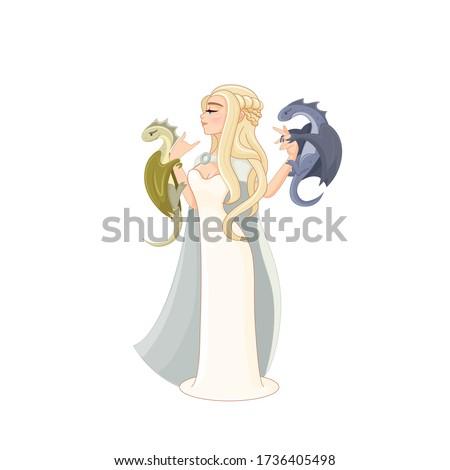 daenerys targaryen tv series