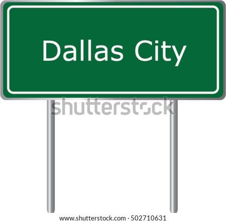 dallas city   illinois   road