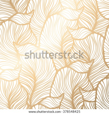 damask floral pattern royal