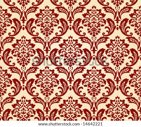 Sample Damask Pattern | Free Photoshop Patterns at Brusheezy!