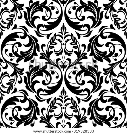 stock-vector-damask-seamless-floral-pattern-royal-wallpaper-black-flowers-on-a-transparent-background