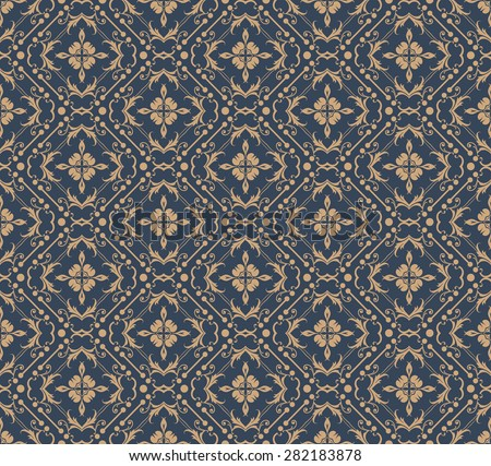 damask wallpaper seamless