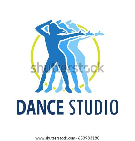 stock-vector-dance-logo-for-dance-school-dance-studio-vector-illustration