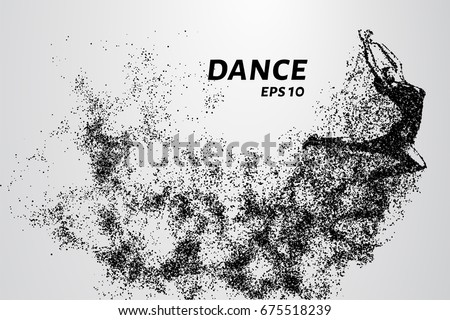 dance of the particles girl