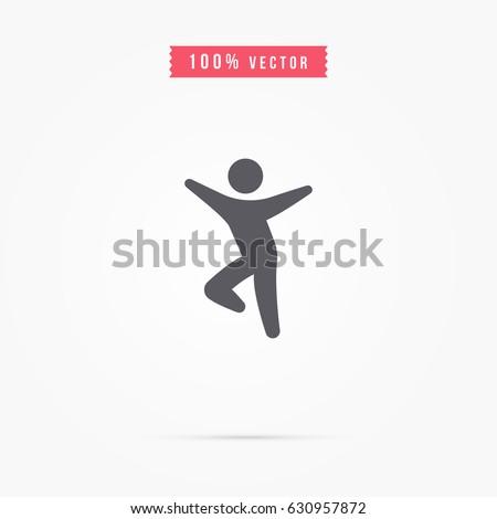 dancer dancing icon