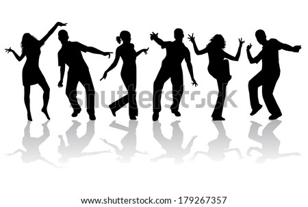 Image result for pictures of people dancing
