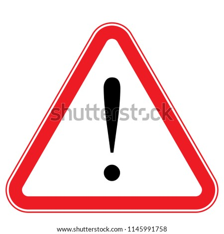 danger sign  warning sign ...