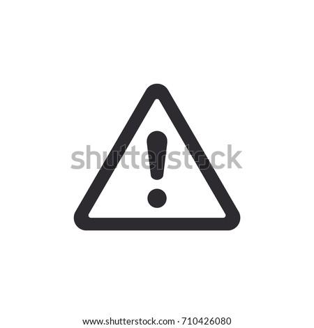 danger warning icon   danger