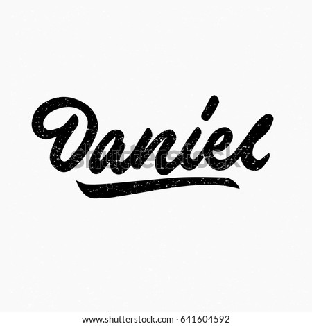 daniel ink hand lettering