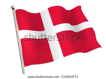 dannebrog   denmark civil and