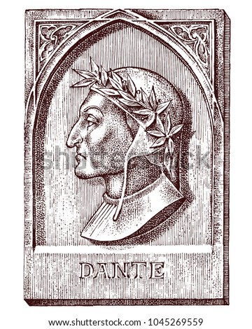 dante alighieri element for