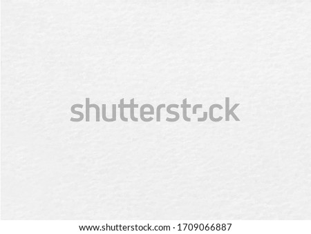 Dapple White Paper Vector Texture. Decorated Press Paper Pattern. Background Illustration Backdrop.