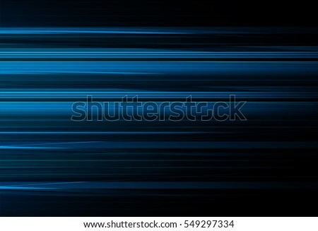 Stock Photo Dark blue color Light Abstract Technology background for computer graphic website internet and business. move motion blur.