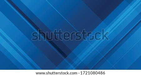 Dark blue gradient background with abstract graphic elements for presentation background and web header design. Suit for business, corporate, institution, party, festive, seminar, and talks.