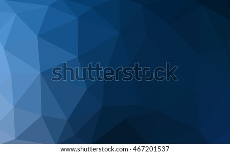 stock-vector-dark-blue-polygonal-illustration-which-consist-of-triangles-triangular-design-for-your-business