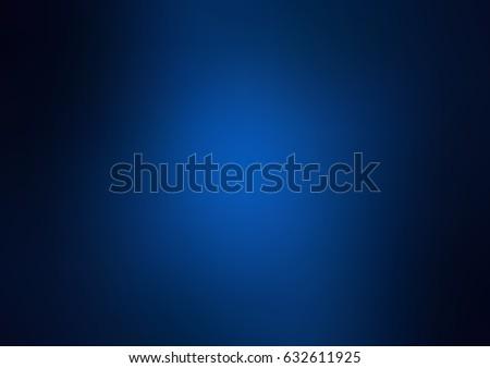 dark blue vector abstract
