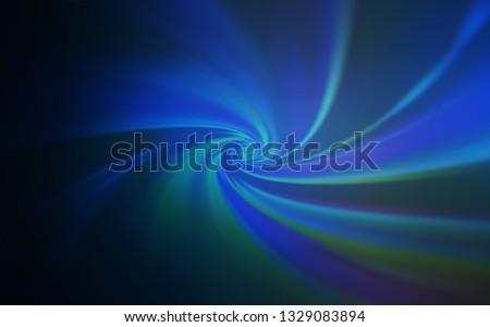 Dark BLUE vector modern elegant backdrop. An elegant bright illustration with gradient. Background for designs.