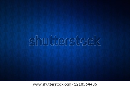 stock-vector-dark-blue-vector-template-with-lines-triangles-glitter-abstract-illustration-with-triangular