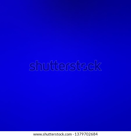 Dark BLUE vector template with rectangles. Rectangles with colorful gradient on abstract background. Design for your business promotion.
