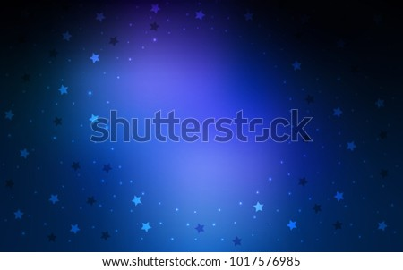 Blue star background download free vector art stock graphics images dark blue vector texture with beautiful stars modern geometrical abstract illustration with stars the thecheapjerseys Gallery