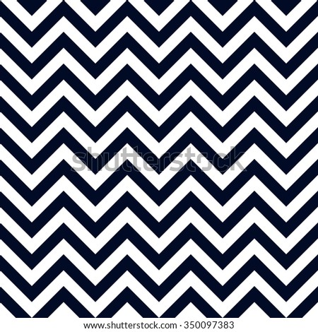 dark blue zig zag seamless vector pattern