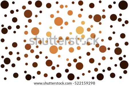 dark brown vector banners