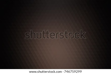 stock-vector-dark-brown-vector-shining-triangular-pattern-brand-new-colored-illustration-in-blurry-style-with