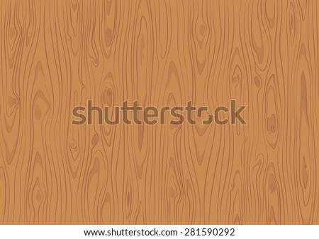 dark brown wood texture background. A vector illustration.