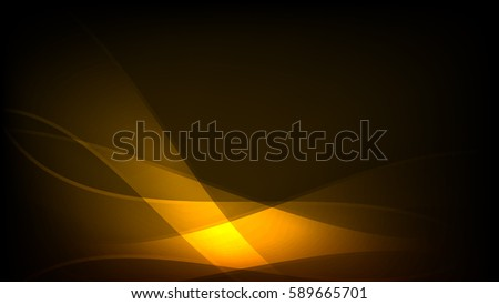 dark gold abstract background