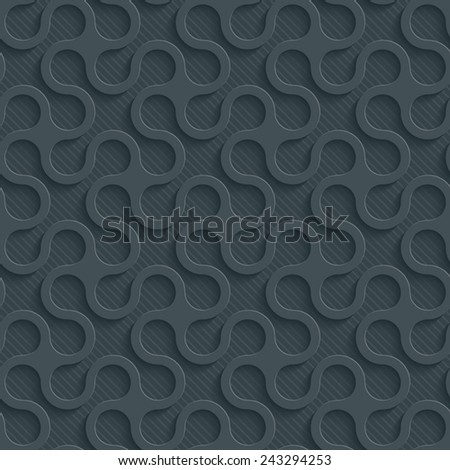 dark gray perforated paper with