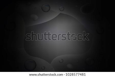 dark gray vector pattern with